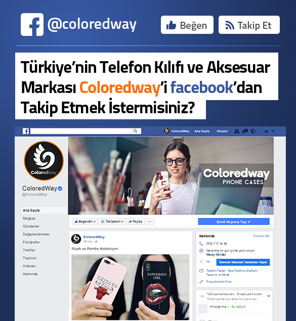 Coloredway Facebook