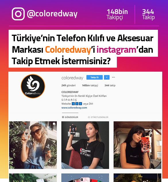 Coloredway Instagram