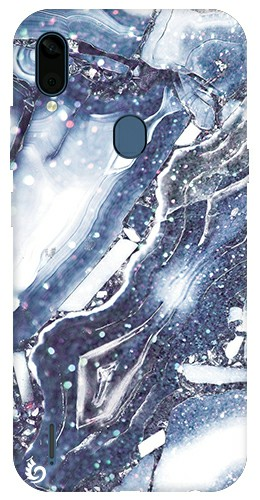 Mermer Koleksiyon Casper Via E3 Mermer Desenli Silikon Kılıf 05