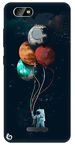 Uzay Koleksiyon Casper Via M4 Uzay Desenli Silikon Kılıf 08