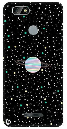 Uzay Koleksiyon Casper Via M4 Uzay Desenli Silikon Kılıf 24