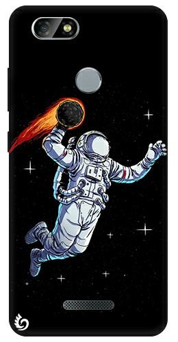 Uzay Koleksiyon Casper Via M4 Uzay Desenli Silikon Kılıf 36